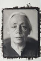Kollwitz Portrait by Lotte Jacobi