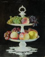 Still Life with Fruit by Elizabeth Paxton