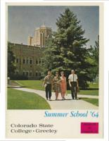 1964 - Colorado State College Summer Bulletin, series 64, number 5