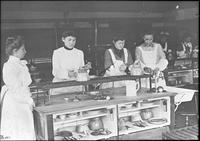 C.T.C. Industrial Arts. Home Economics. Cooking.