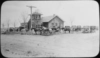 Demonstration Schools. Community Day. Hazelton School, May 1918