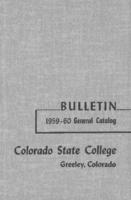 1959 - Colorado State College bulletin, series 59, number 3