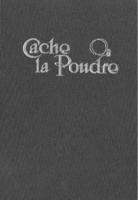 1912 - Cache la Poudre yearbook, volume 6