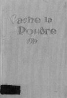 1914 - Cache la Poudre yearbook