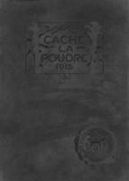 1915 - Cache la Poudre yearbook
