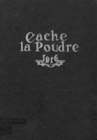 1916 - Cache la Poudre yearbook
