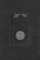 1924 - Cache la Poudre yearbook