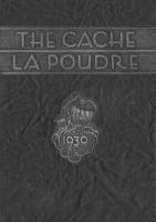 1930 - Cache la Poudre yearbook