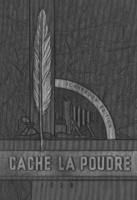 1938 - Cache la Poudre yearbook