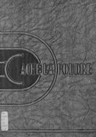 1940 - Cache la Poudre yearbook
