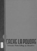 1945 - Cache la Poudre yearbook