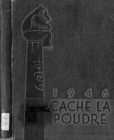 1946 - Cache la Poudre yearbook