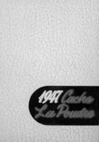 1947 - Cache la Poudre yearbook