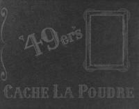1949 - Cache la Poudre yearbook