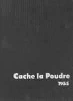 Cache la Poudre yearbook 1955