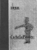 Cache la Poudre yearbook 1958