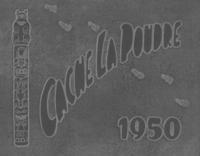 Cache la Poudre yearbook 1950