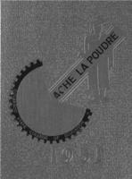 Cache la Poudre yearbook 1951