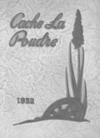 Cache la Poudre yearbook 1952