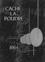 Cache la Poudre yearbook 1964