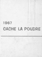 Cache la Poudre yearbook 1967