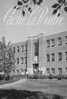 Cache la Poudre yearbook 1960