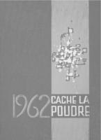 Cache la Poudre yearbook 1962
