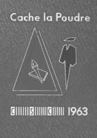 Cache la Poudre yearbook 1963