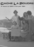 Cache la Poudre yearbook 1981, volume 67