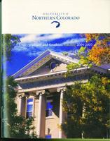 2004-2005 - University of Northern Colorado undergraduate and graduate catalog