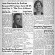 Summer edition : June 22, 1946