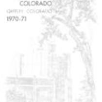 University of Northern Colorado bulletin, series 70, number 3: 1970-71 undergraduate catalog