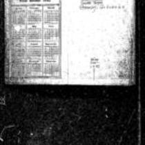 George Willard Frasier diaries, 1942