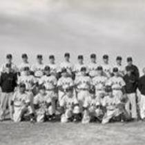 Colorado State College of Education baseball team, 1954