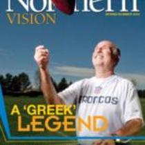 2010 Spring/Summer - Northern Vision magazine