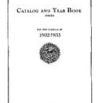 1932 - Colorado State Teachers College bulletin, series 32, number 3