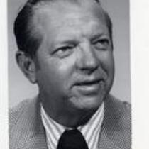 Portrait of Thurman Wright, ca. 1970s.