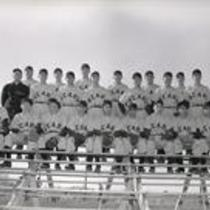 Colorado State College of Education baseball team, 1951