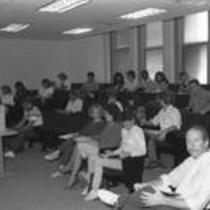 Kepner Hall, classroom