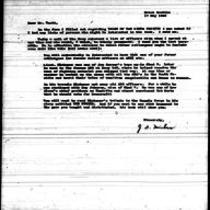 1946-05-17 Letter from J. A. Michener to Mr. Scott
