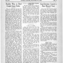 Volume 3, Number 6: November 24, 1920