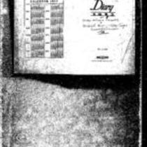 George Willard Frasier diaries, 1943