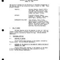 1986-03-10 - Board of Trustees meeting minutes