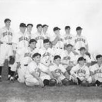 Colorado State College of Education baseball team, 1947