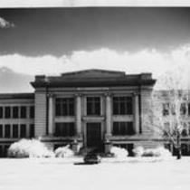 Kepner Hall, north exterior