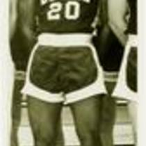 Colorado State College basketball player, 1967-68