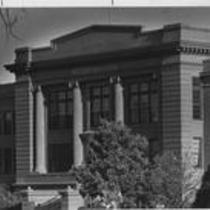 Kepner Hall entrance