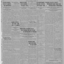 Volume 5, Number 5 : November 8, 1922
