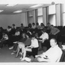 Classroom, Kepner Hall