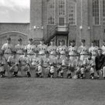 Colorado State College of Education baseball team, 1953